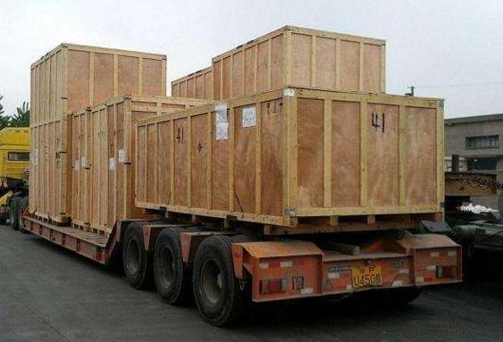 进口机械办理清关手续后提供配送